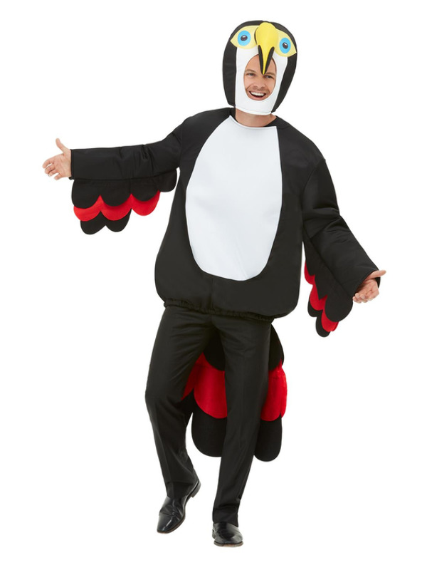 Bird Of Paradise Toucan Costume