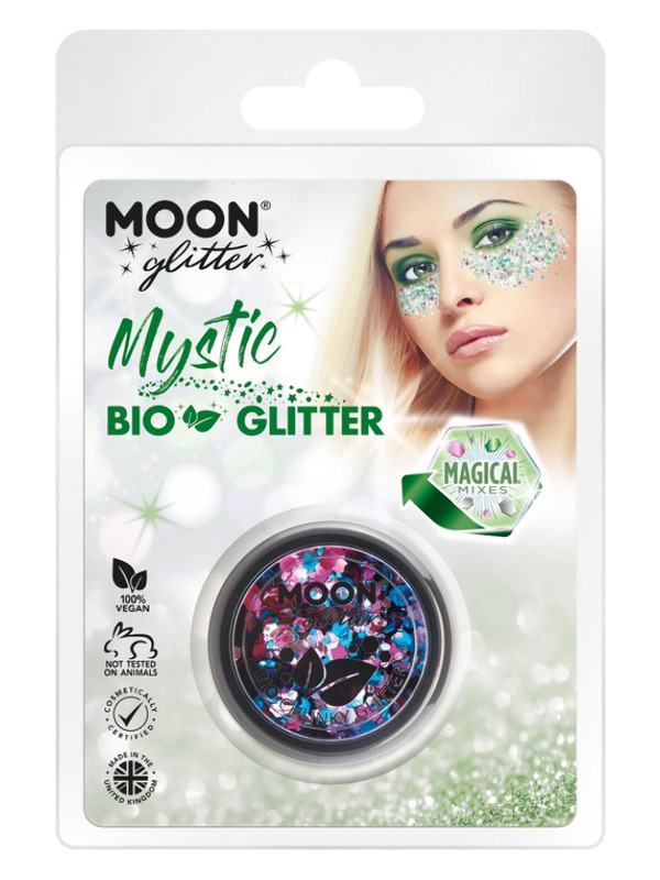Moon Glitter Bio Grof Celebration