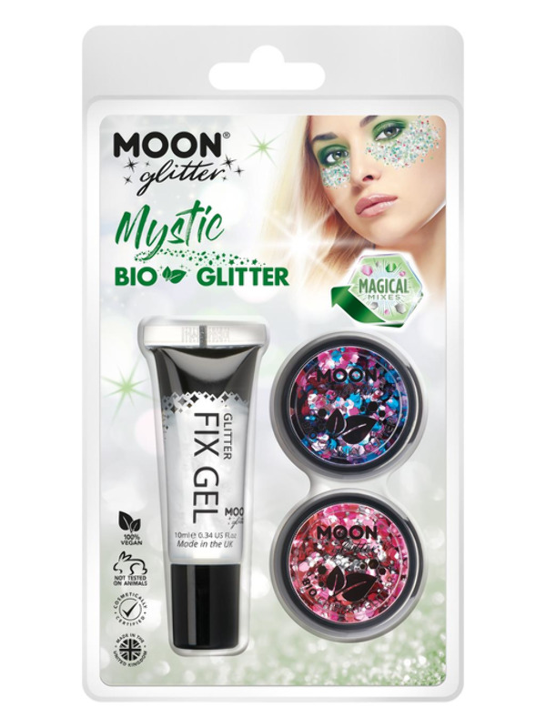 Moon Glitter Bio Mix Celebration Bloesem -Fix Gel